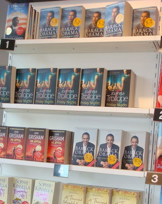 London Obama books cropped