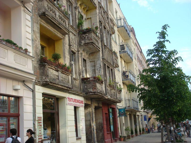 Berlin repairs