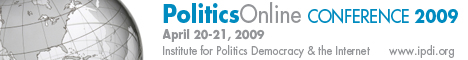 PoliticsOnline2009logo