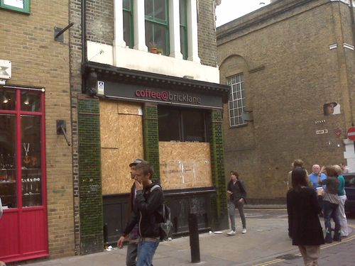 BRICK LANE OLD AND NEW