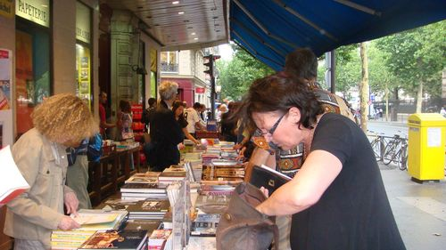 Parisiens are readers