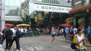Borough Market side entrance