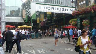 Borough Market side entrance