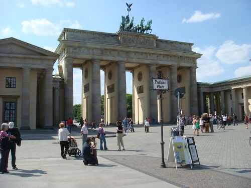 Brandeberg Gate