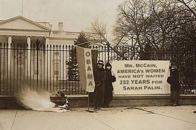 Suffragettespalin